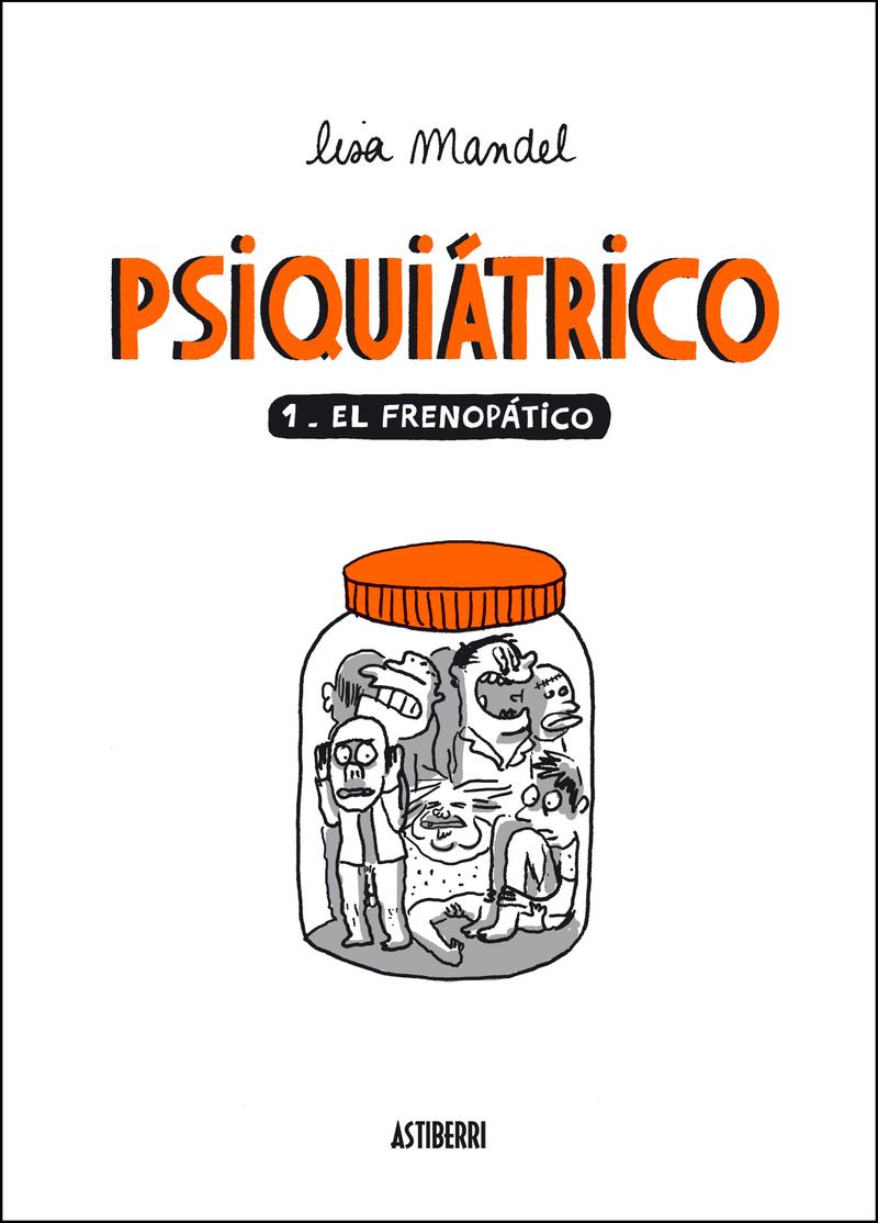 PSIQUIATRICO 1: portada