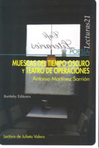 MUESCAS DEL TIEMPO OSCURO Y TEATRO DE OPERACIONES: portada