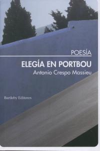 Elegía en Portbou: portada