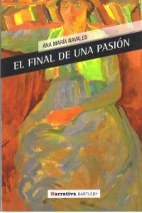 El final de una pasión: portada