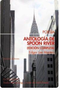 Antología de Spoon River: portada