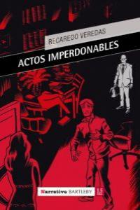 Actos imperdonables: portada