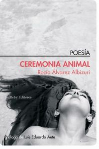 Ceremonia animal: portada