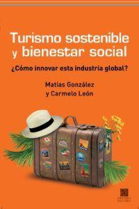 TURISMO SOSTENIBLE Y BIENESTAR SOCIAL: portada