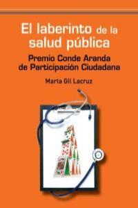 EL LABERINTO DE LA SALUD PÚBLICA: portada
