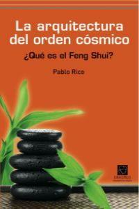 LA ARQUITECTURA DEL ORDEN CÓSMICO.: portada