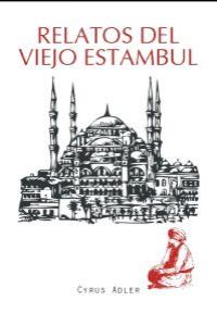 RELATOS DEL VIEJO ESTAMBUL: portada