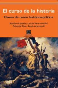 EL CURSO DE LA HISTORIA: portada