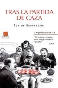 TRAS LA PARTIDA DE CAZA: portada
