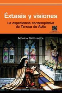 ÉXTASIS Y VISIONES: portada