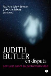 Judith Butler en disputa: portada