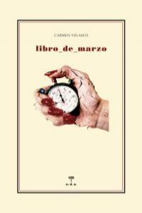 Libro de marzo (cronología de una guerra): portada