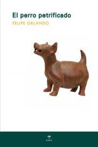 El perro petrificado: portada
