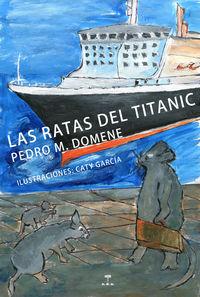Las ratas del Titanic: portada