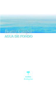 Agua de fondo: portada