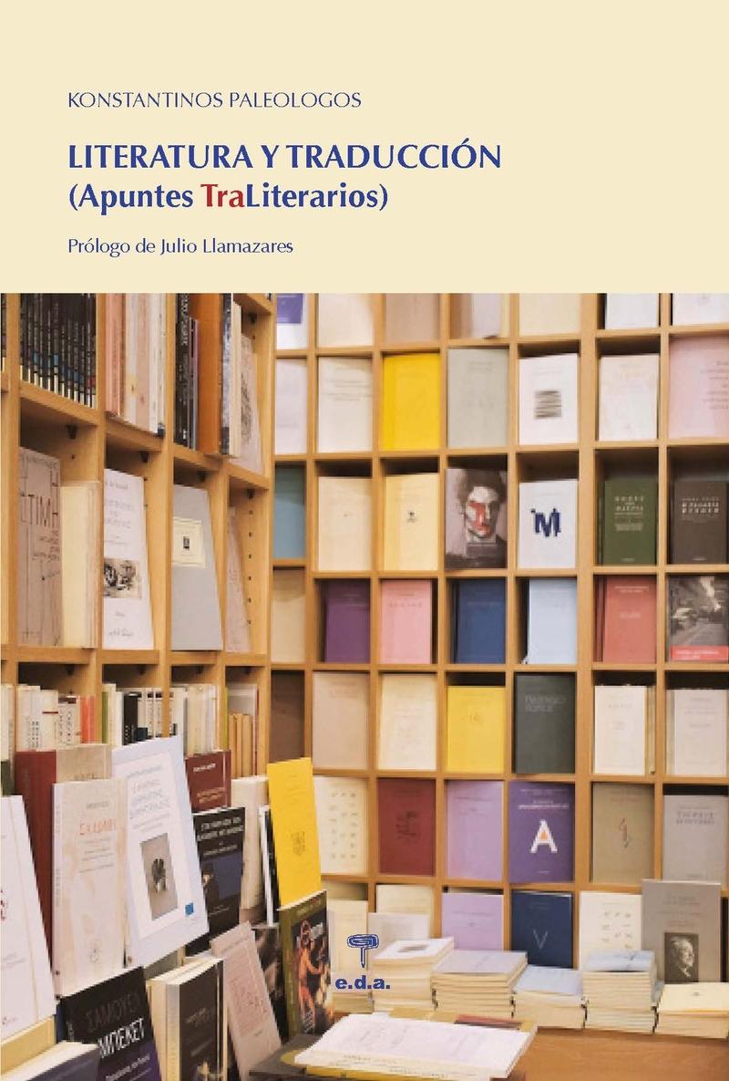 Literatura y traducción: portada