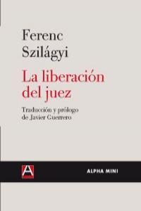 LIBERACION DEL JUEZ,LA: portada
