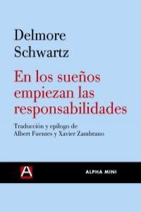 EN LOS SUE�OS EMPIEZAN LAS RESPONSABILIDADES: portada