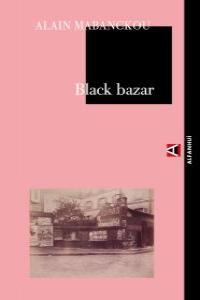 BLACK BAZAR: portada