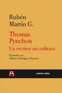 THOMAS PYNCHON UN ESCRITOR SIN ORIFICIOS: portada