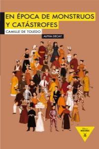 EN EPOCA DE MONSTRUOS Y CATASTROFES: portada