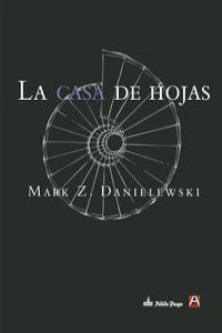 LA CASA DE HOJAS: portada