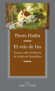 EL VELO DE ISIS: portada