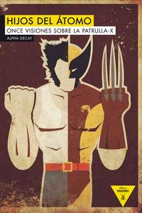 HIJOS DEL ATOMO: portada