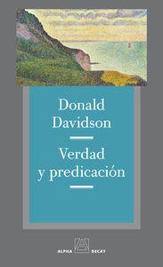 VERDAD Y PREDICACION: portada