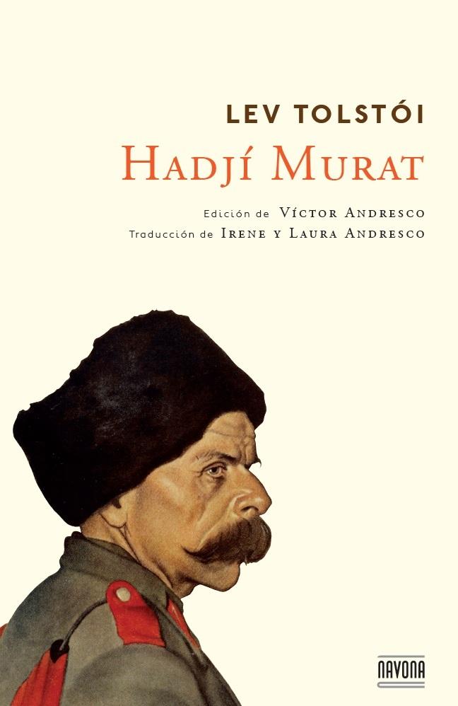 Hadjí Murat: portada