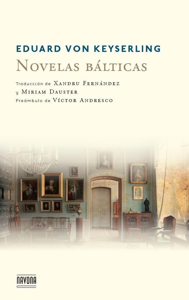 Novelas bálticas: portada