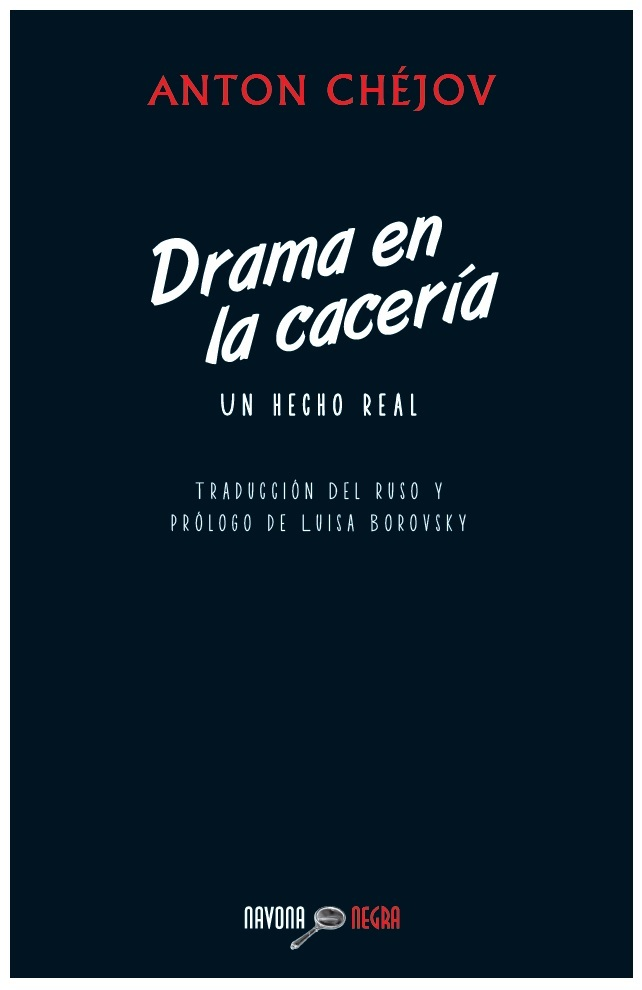 Drama en la cacería: portada