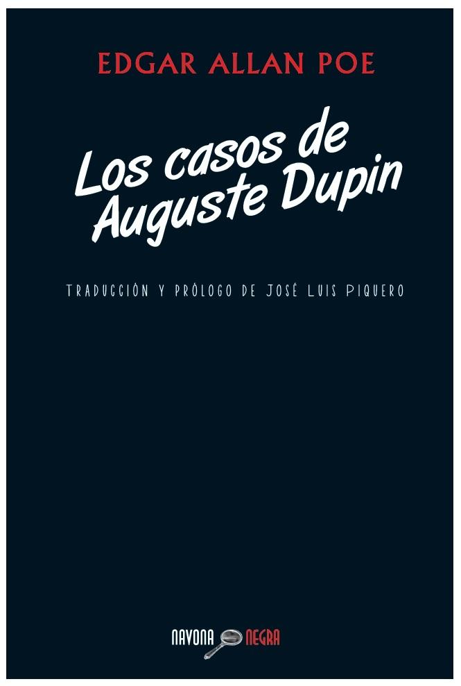 Los casos de Auguste Dupin: portada