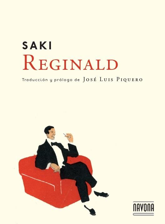 Reginald: portada
