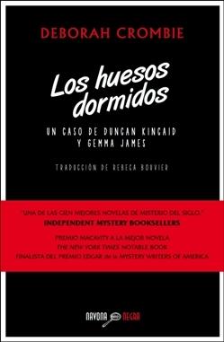 LOS HUESOS DORMIDOS: portada