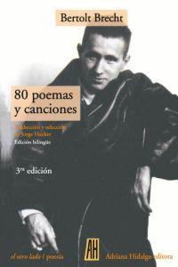 80 poemas y canciones: portada