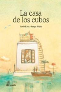 LA CASA DE LOS CUBOS: portada