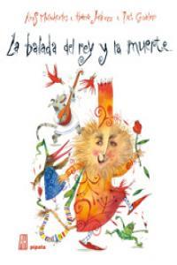 LA BALADA DEL REY Y LA MUERTE: portada