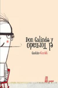 DON GALINDO Y EL TORNADO: portada