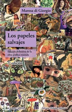 PAPELES SALVAJES. EDICIÓN DEFINITIVA: portada