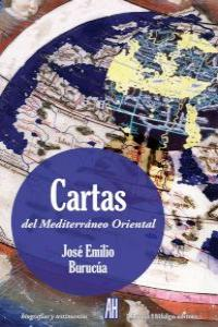 CARTAS DEL MEDITERRÁNEO ORIENTAL: portada