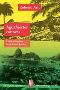 AGUAFUERTES CARIOCAS: portada