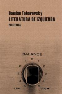 LITERATURA DE IZQUIERDA: portada