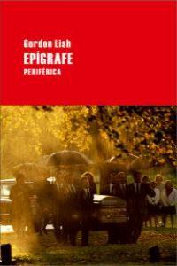 EPIGRAFE: portada