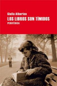LOS LIBROS SON TÍMIDOS: portada