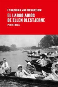 LARGO ADIOS DE ELLEN OLESTJERNE,EL: portada