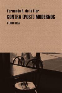 Contra(post)modernos: portada