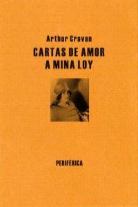 Cartas de amor a Mina Loy: portada