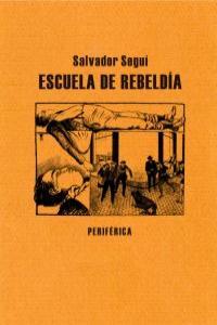 ESCUELA DE REBELDIA: portada