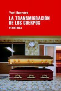 La transmigración de los cuerpos: portada